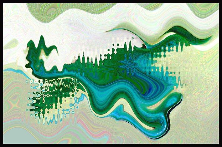 Blue Whale by John Lu