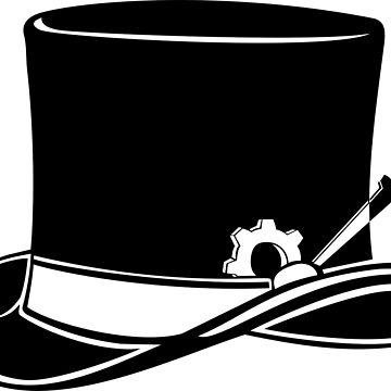 Top Hat by lewckuss