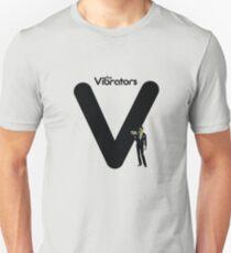 The vibrators post punk factory Unisex T-Shirt