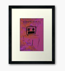 You're losing--you're losing--you're  losing Framed Print