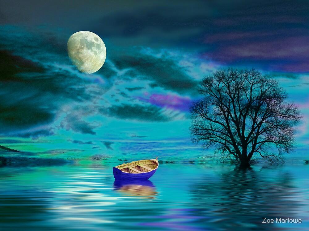 Aquamarine Dream by Zoe Marlowe