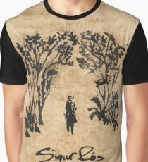 Sigur Rós -Takk Graphic T-Shirt