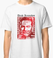 Dead kennedys face Classic T-Shirt