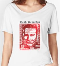 Dead kennedys face Women's Relaxed Fit T-Shirt