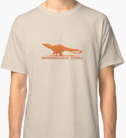 Pixel Amargasaurus Classic T-Shirt