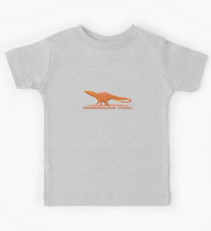 Pixel Amargasaurus Kids Clothes