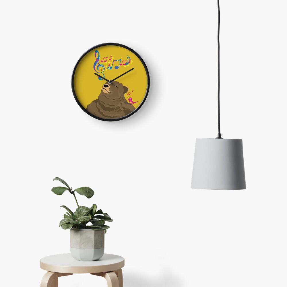 I See Music Clock