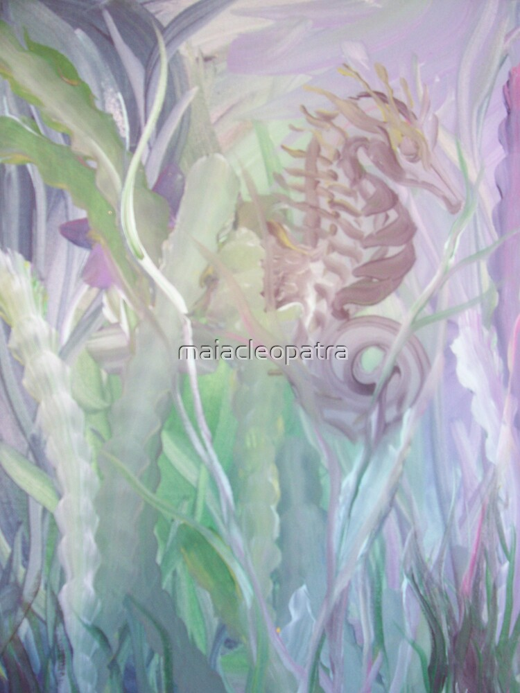 Sea Horse by maiacleopatra