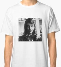 Sylvia Plath - Photo Classic T-Shirt