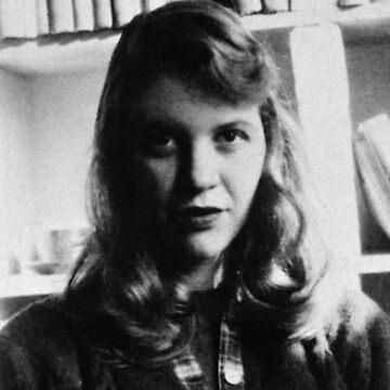 Sylvia Plath - Photo by palmea1