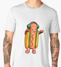Hot Dog Dude Men's Premium T-Shirt