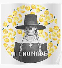 BEYONCÉ - LEMONADE Poster