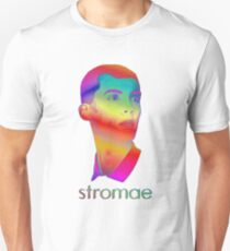 Stromae Muster Unisex T-Shirt