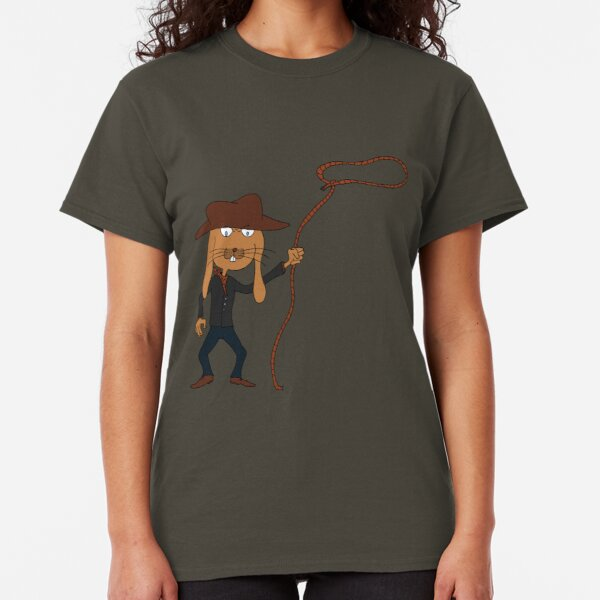 Cowboy Bunny Classic T-Shirt