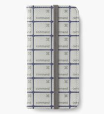 Command Key iPhone Wallet/Case/Skin