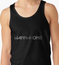 Camiseta de tirantes Wanna One Logo