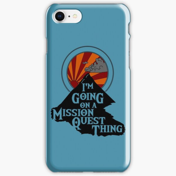 I'm Going on a Mission Quest Thing iPhone Snap Case