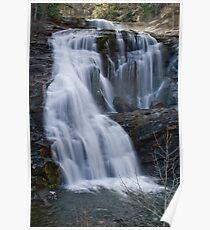 Bald River Falls Poster