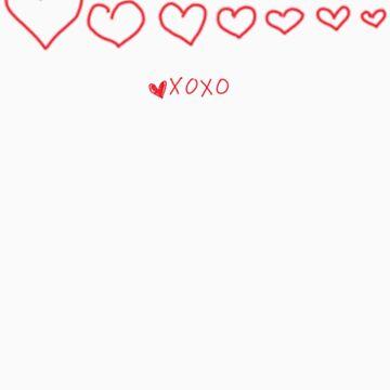 XOXO by kbark