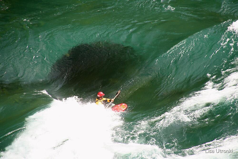 surf's up by Lisa Utronki