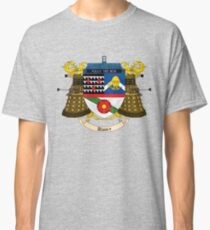 Doctor Who Coat of Arms Classic T-Shirt