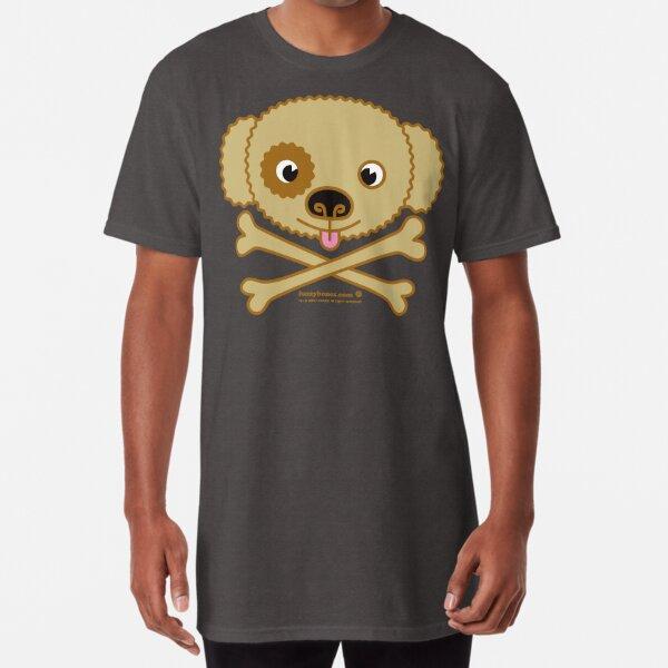 Fuzzybones™—Hunter (Puppy) Long T-Shirt