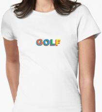 GOLF Women's Fitted T-Shirt