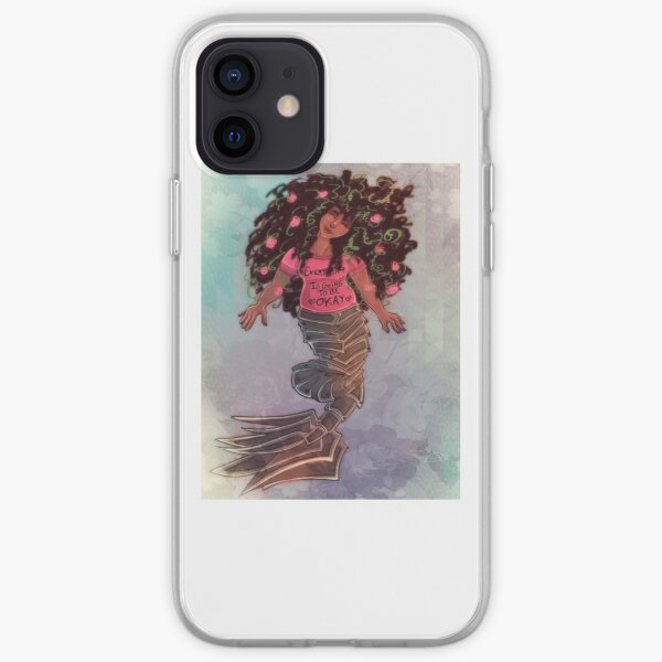 Rose Merm iPhone Soft Case