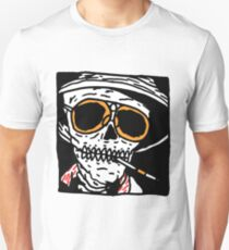 Fear and Loathing skull T-Shirt