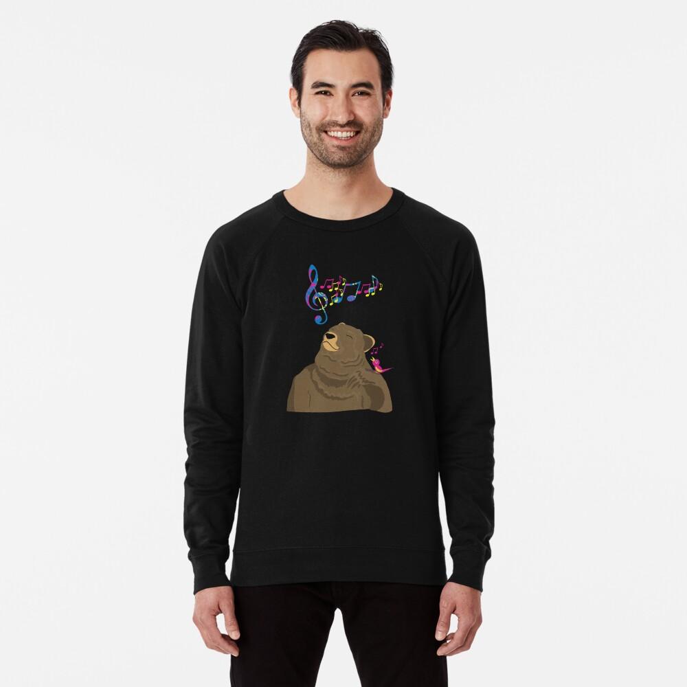 I See Music Lightweight Sweatshirt