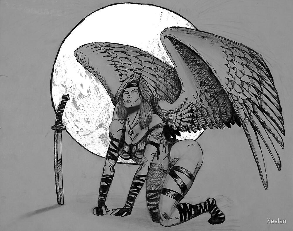 assassin angel by Keelan
