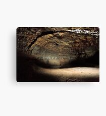 Cave-in-Rock Canvas Print