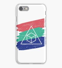 Greendale Delta Cubes Fraternity iPhone Case/Skin