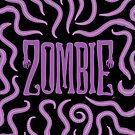 Zombie Logo (Purple Worms) by Trulyfunky