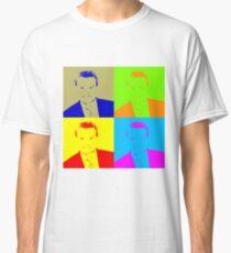Regis Philbin Andy Warhol Classic T-Shirt