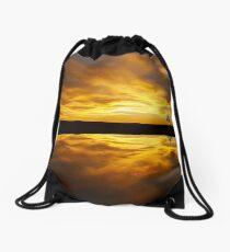 Sun Blast Drawstring Bag