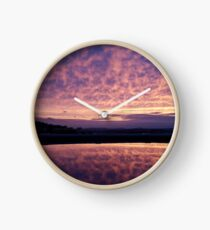 Purple Haze Clock
