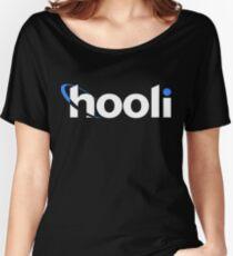 Hooli Logo Women's Relaxed Fit T-Shirt