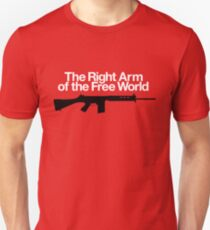 Right Arm of The Free World - FN FAL  T-Shirt