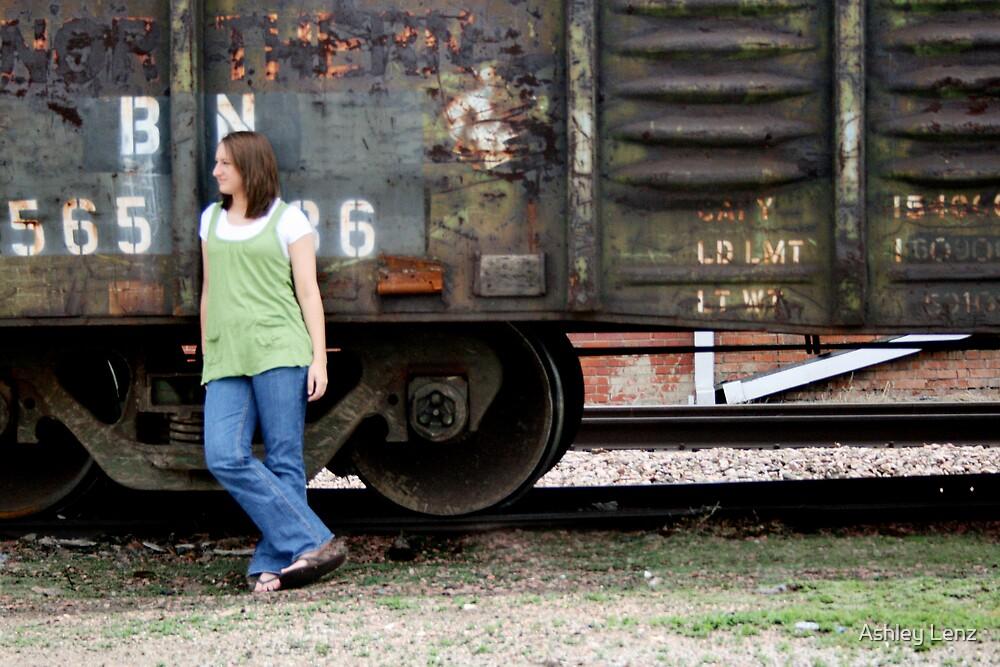 Beautiful Train by Ashley Lenz