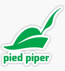 Pied Piper Logo Sticker
