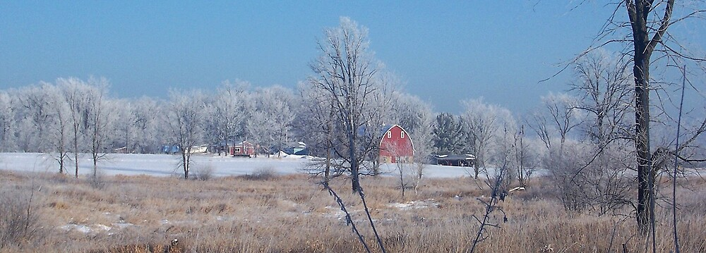Winter Wonderland by babyangel