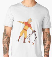 Aang the Penguin Men's Premium T-Shirt