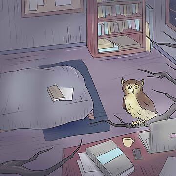 Night Owl by nagayama