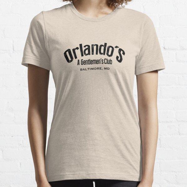 The Wire - Orlando's Gentlemen's Club Essential T-Shirt