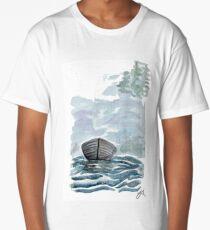 Boating Long T-Shirt