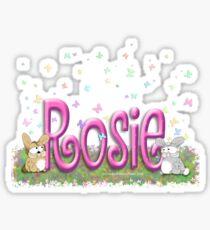 Rosie Sticker