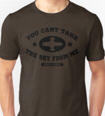 Du kannst den Himmel nicht von mir nehmen Slim Fit T-Shirt