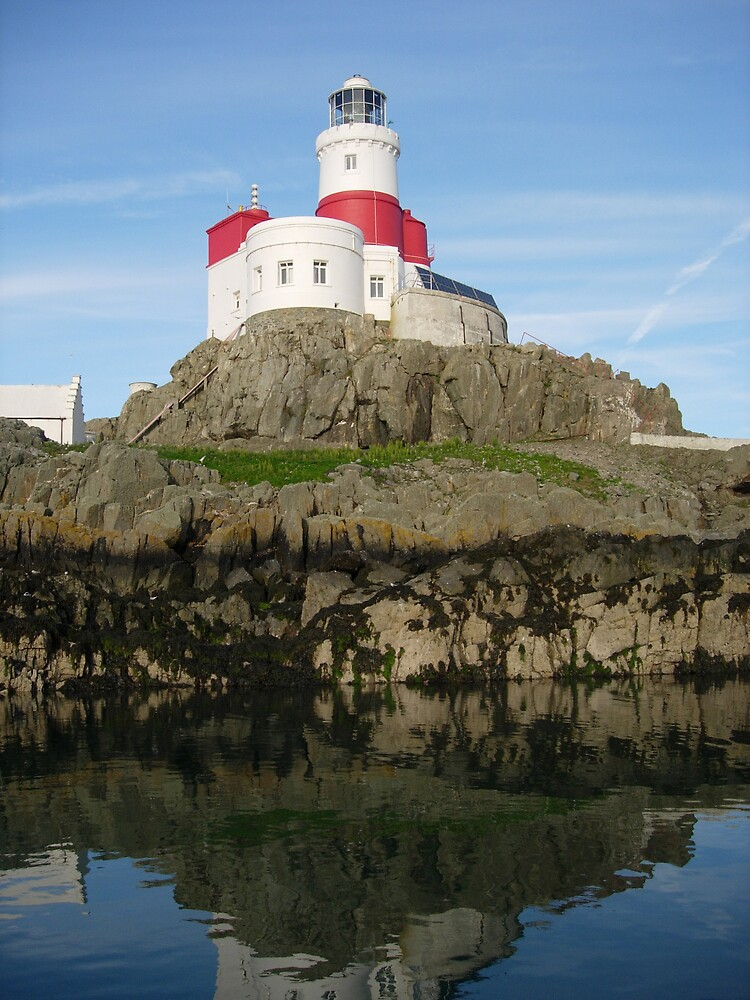 Skerries Lighthouse by Monster