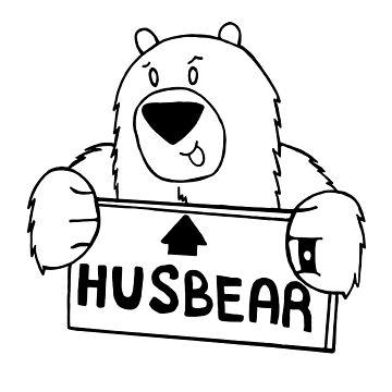 HusBear by BearlyGoin